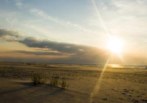 Sol i ørkenen